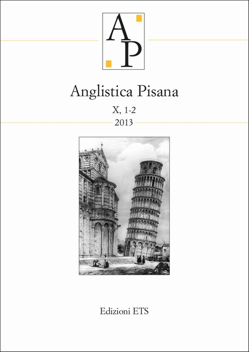 Anglistica Pisana.