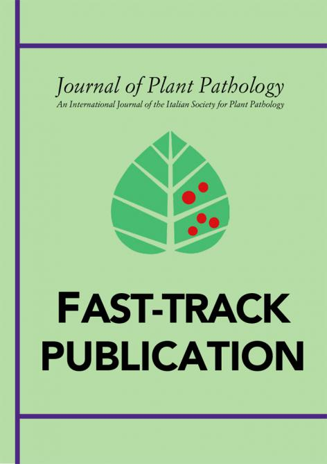 Journal of Plant Pathology.