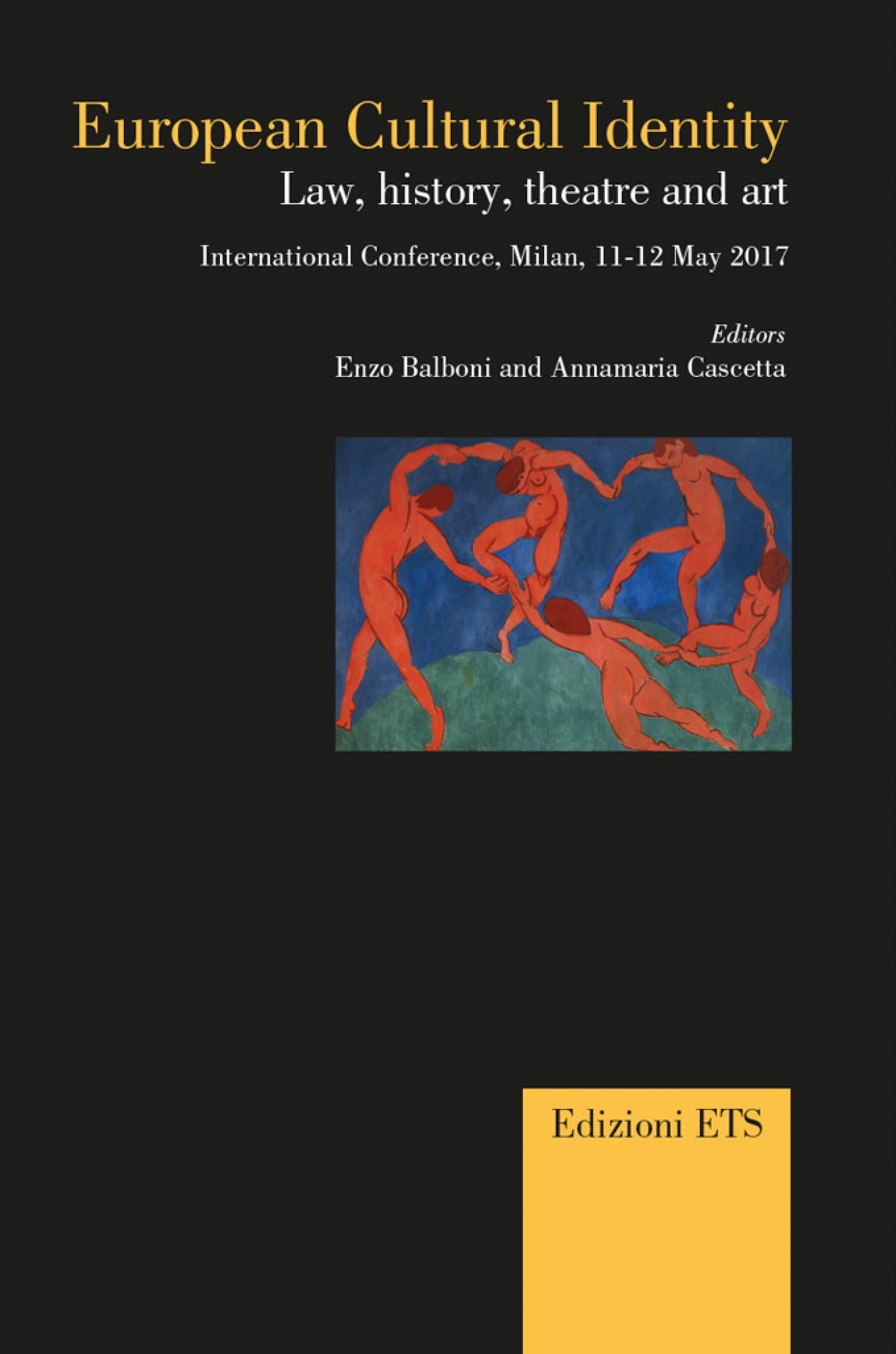 European Cultural Identity.