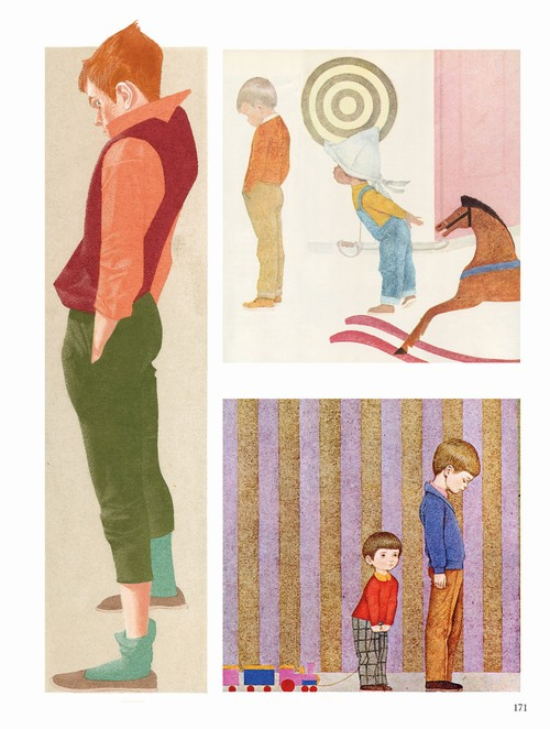 9/ - Ugo Fontana. Illustrare per l'infanzia. Illustrating for children