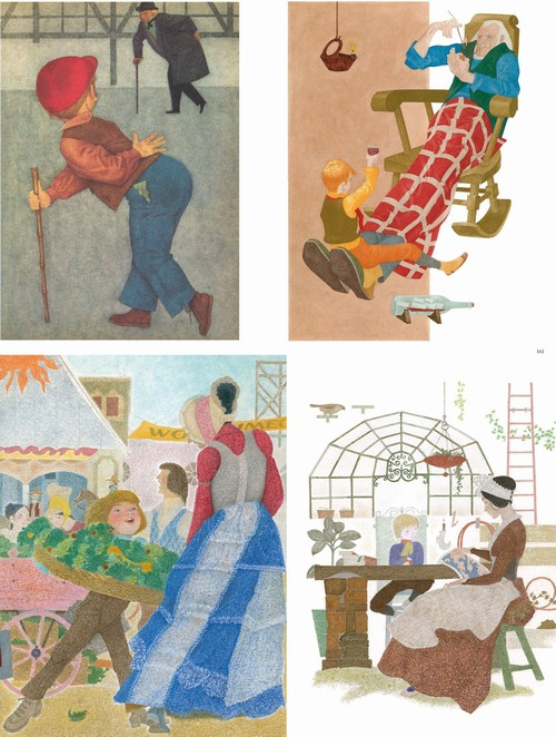 10/ - Ugo Fontana. Illustrare per l'infanzia. Illustrating for children