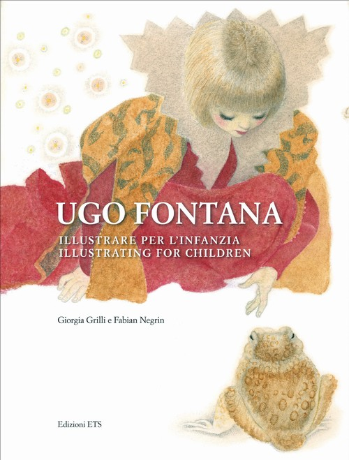 1/ - copertina Ugo Fontana. Illustrare per l'infanzia. illustrating for children