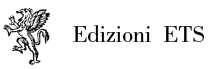 Edizioni ETS - Pisa