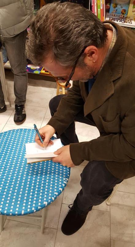 Copia firma di Del Monte a Lucca