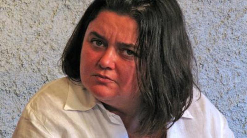 Elena Biagini al Pride Village