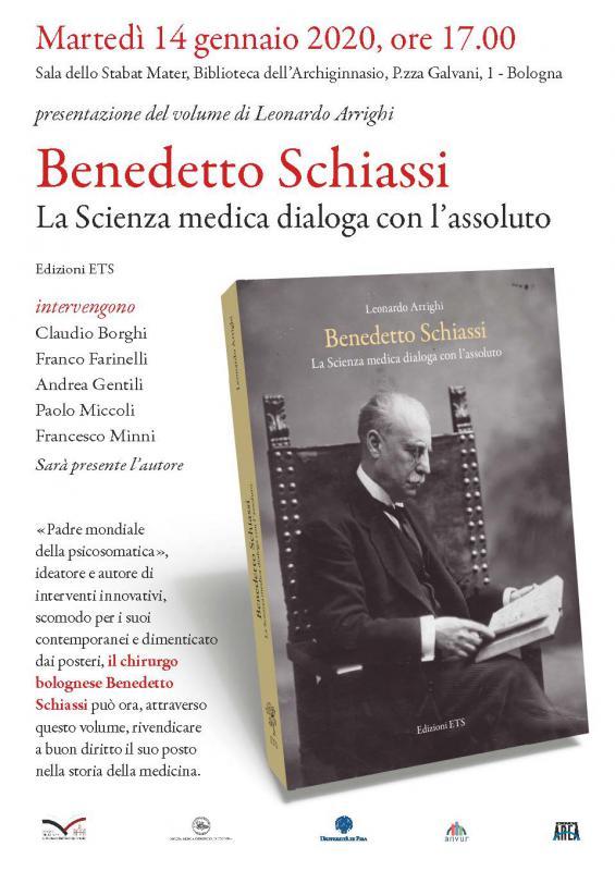 Benedetto Schiassi e la scienza medica che dialoga con l'assoluto