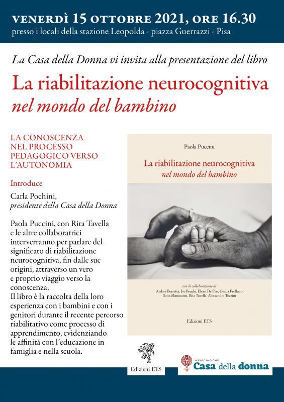 La riabilitazione neurocognitiva nel mondo del bambino - presentazione