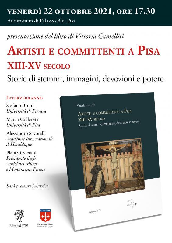 Artisti e committenti a Pisa - presentazione