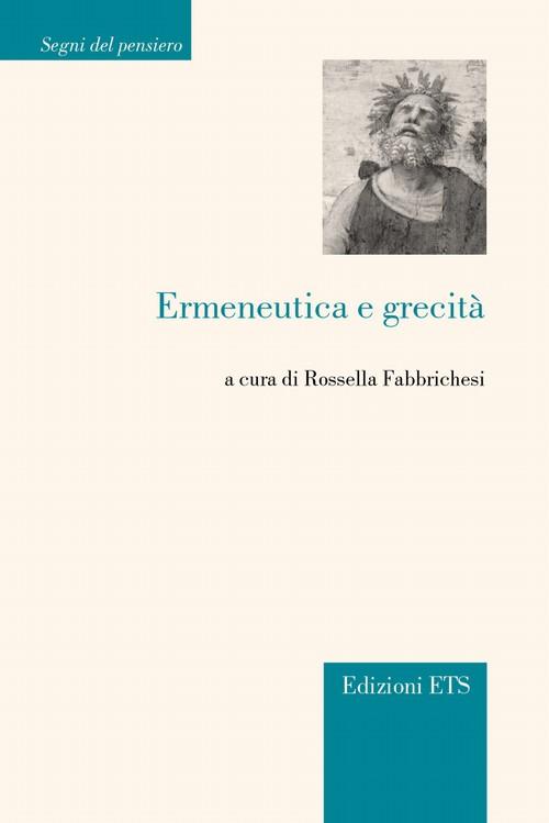 Ermeneutica e grecità