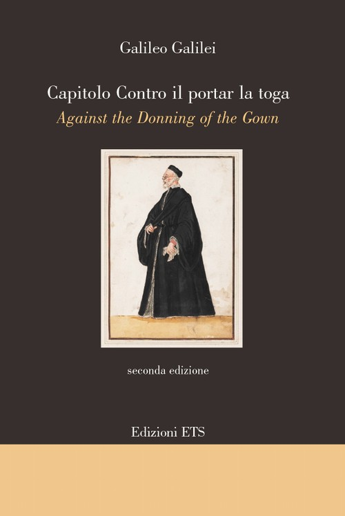 Capitolo Contro il portar la toga.