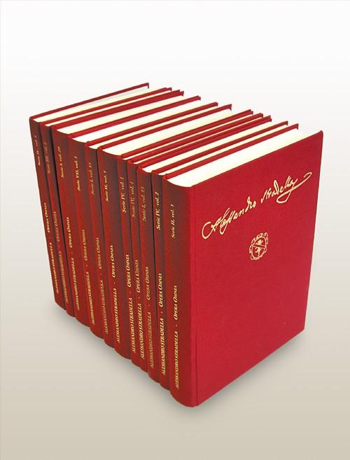 Alessandro Stradella. Opera omnia. Santa Pelagia. Serie III, Oratori: vol. 2