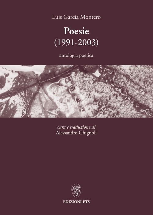 Poesie.(1991-2003)