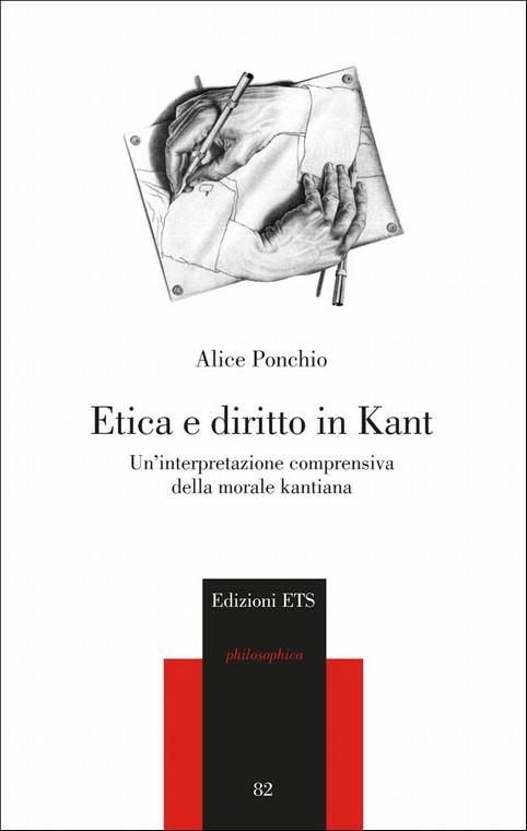 Etica e diritto in Kant.Un'interpretazione comprensiva della morale kantiana