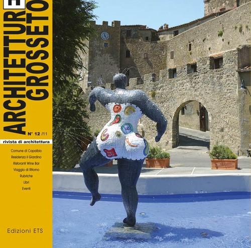 Architetture Grosseto 12/2011.Capalbio. Tutela e valorizzazione del territorio