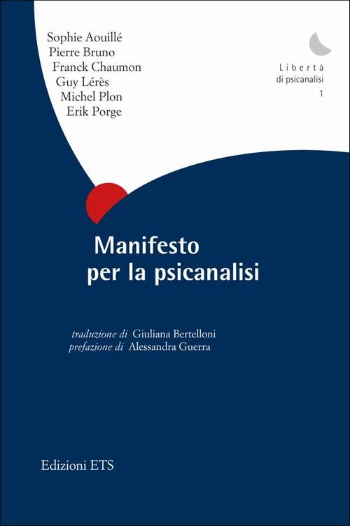 Manifesto per la psicanalisi
