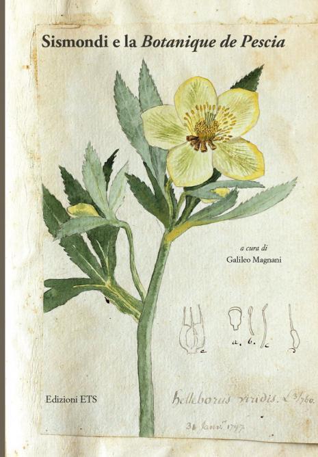 Sismondi e la <em>Botanique de Pescia</em>