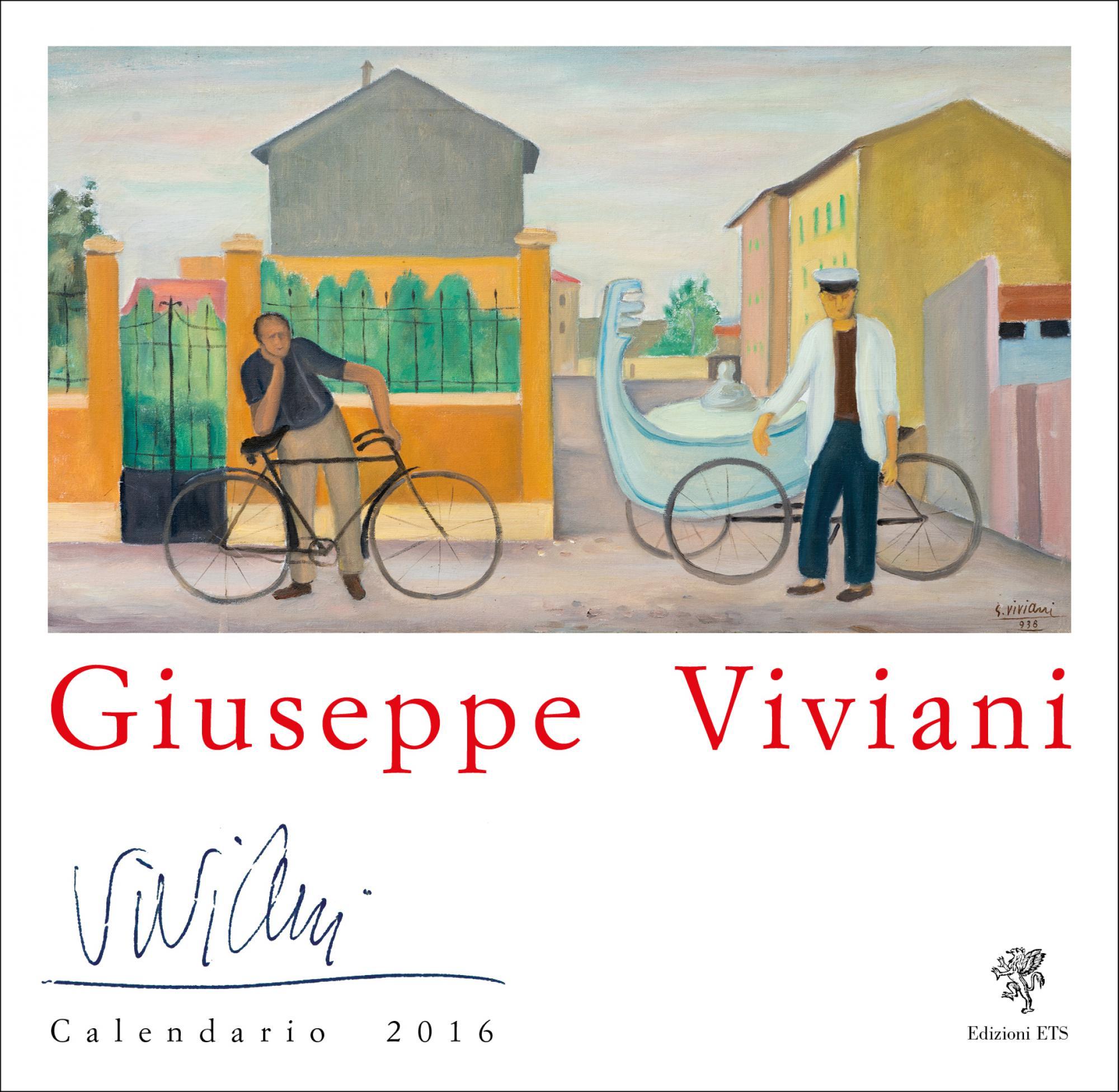 Giuseppe Viviani.Calendario 2016