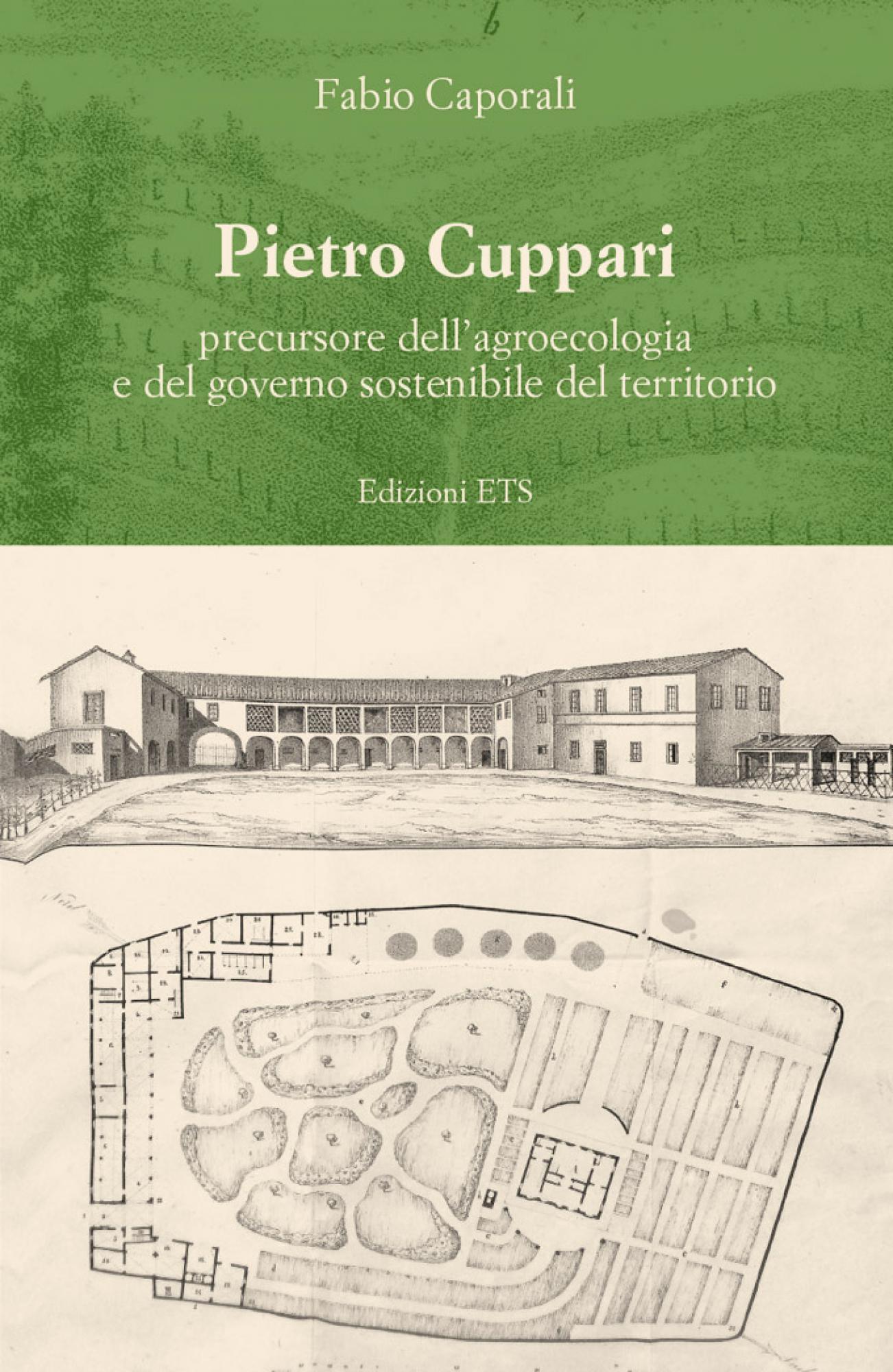 Pietro Cuppari.precursore dell'agroecologia e del governo sostenibile del territorio