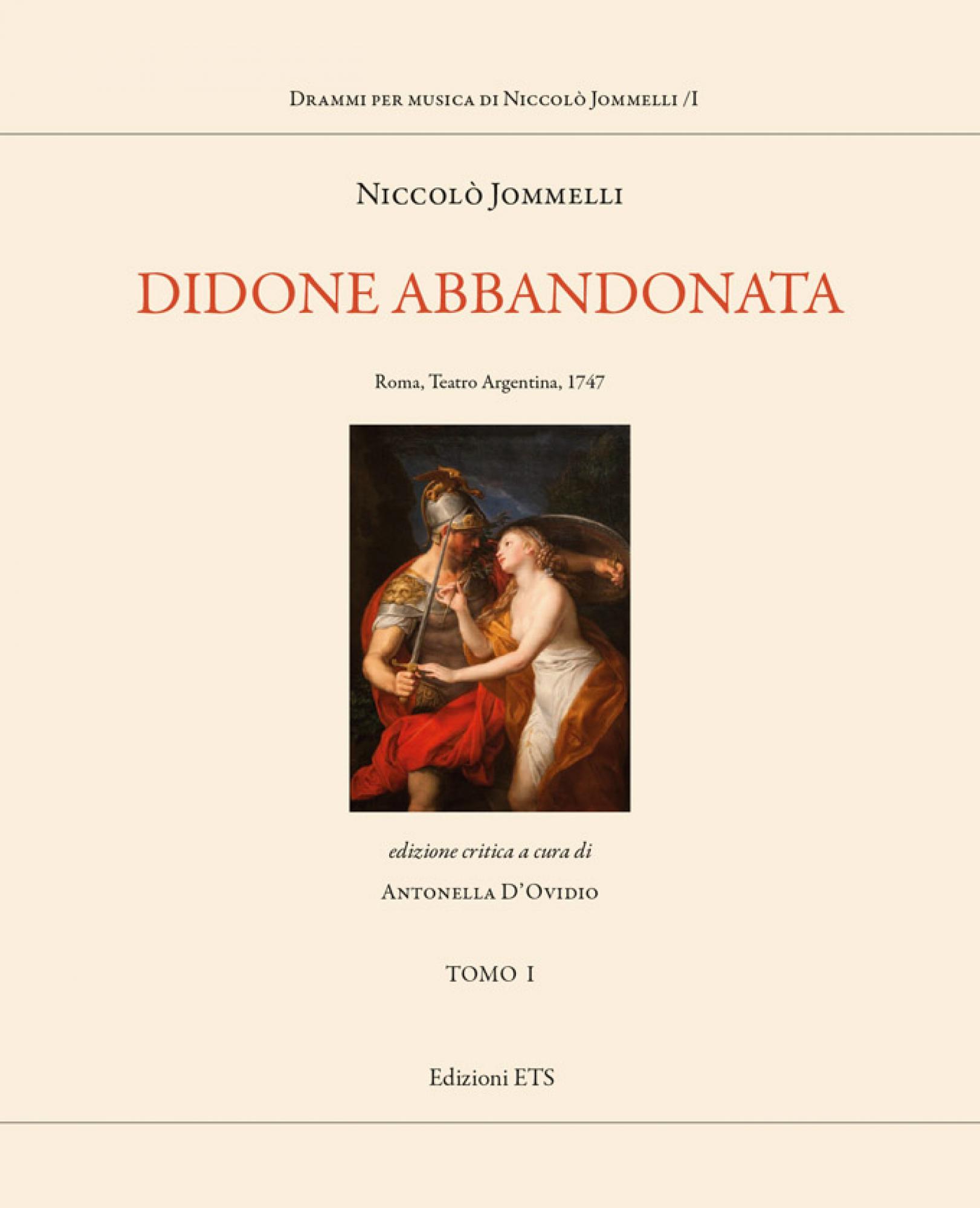 Didone abbandonata.Roma, Teatro Argentina, 1747