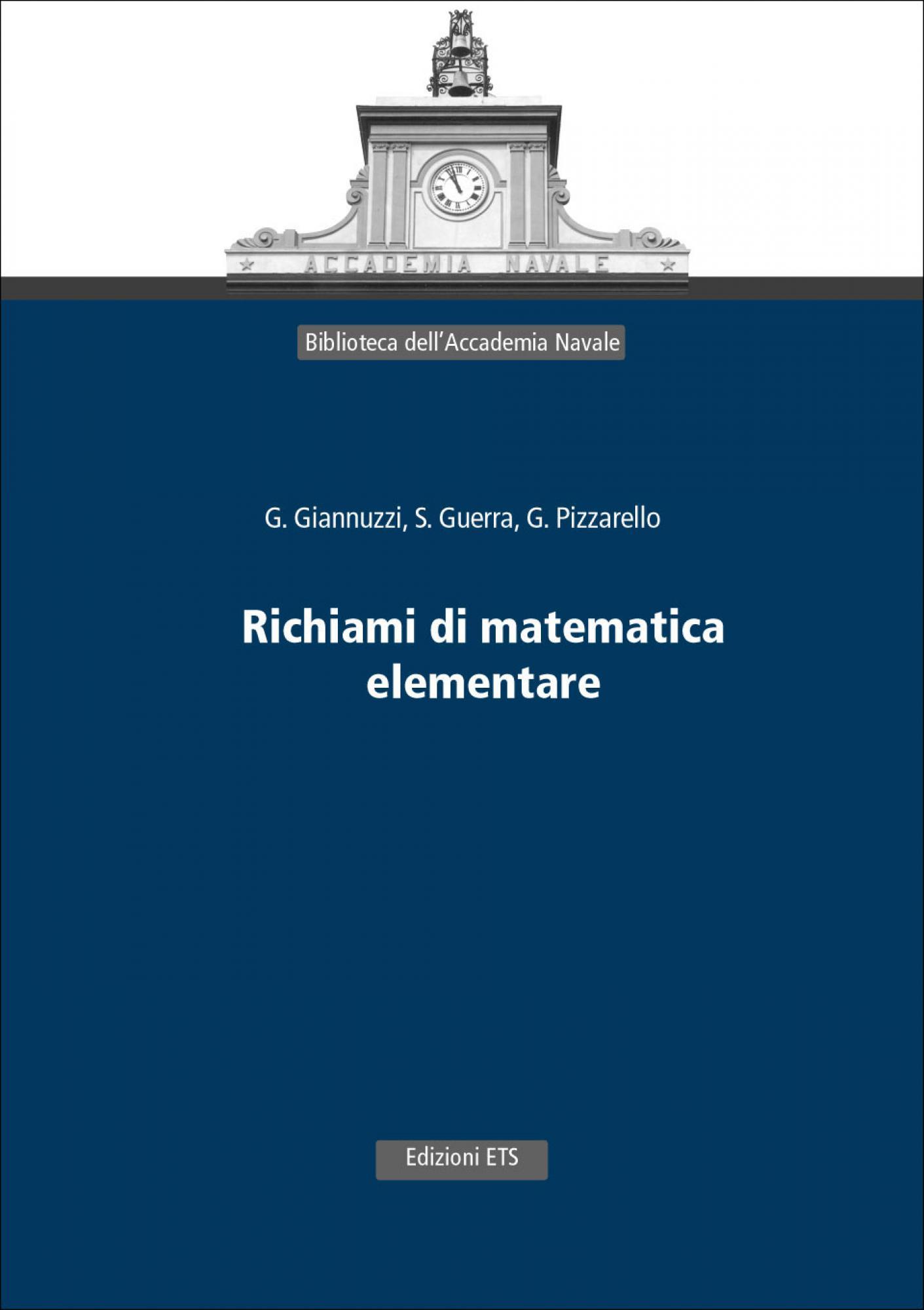 Richiami di matematica elementare