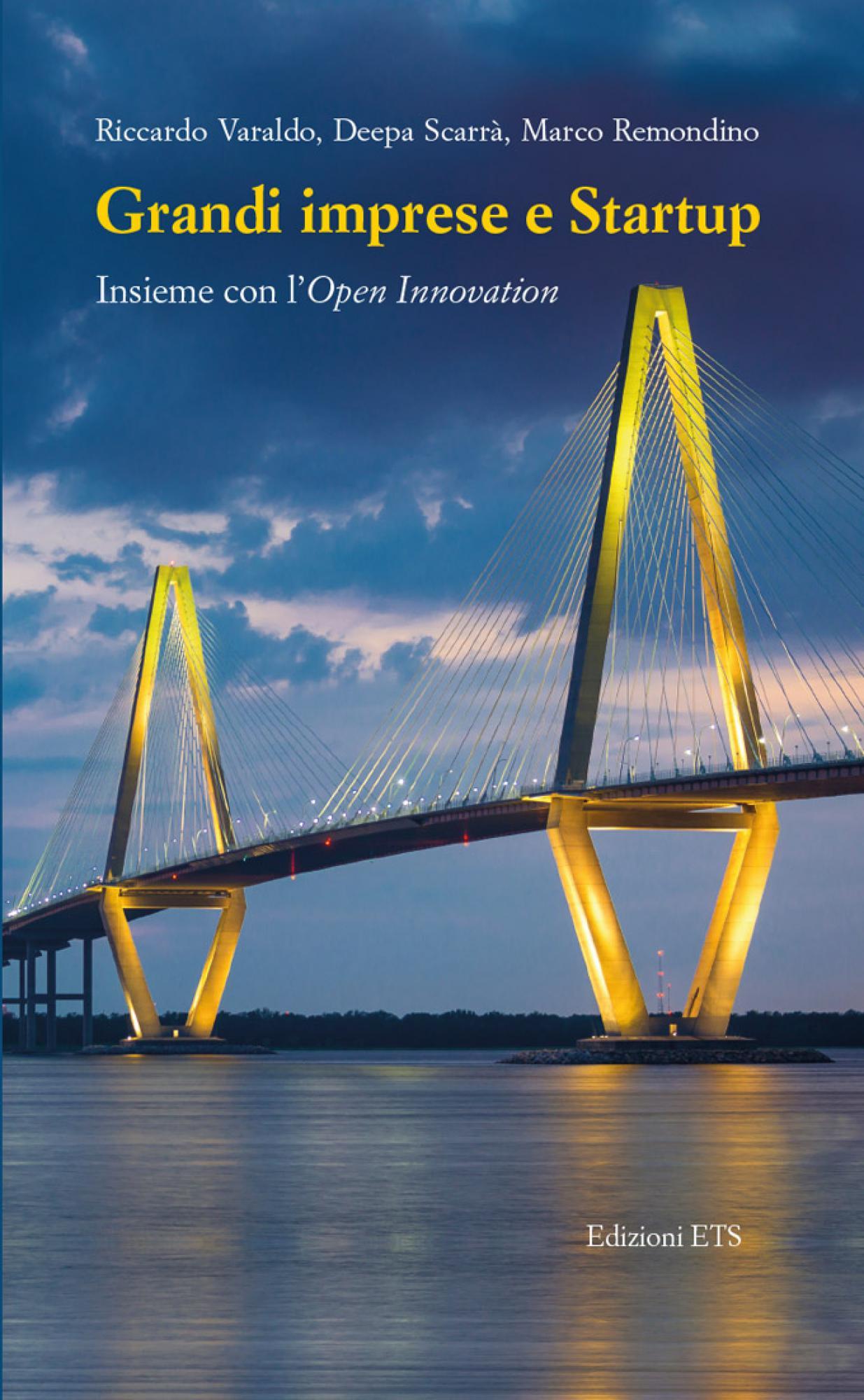 Grandi imprese e Startup.Insieme con l'Open Innovation