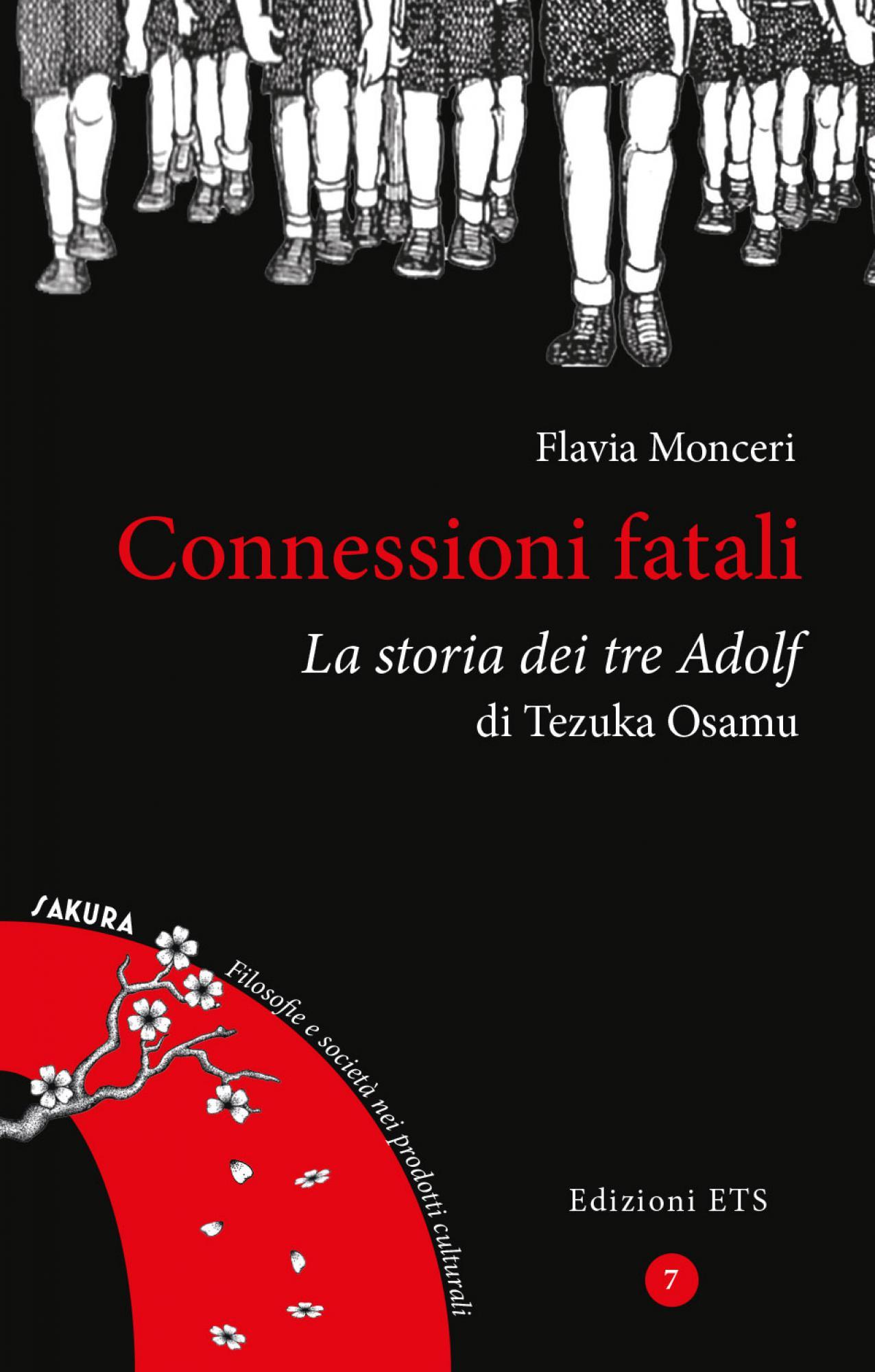 Connessioni fatali.La storia dei tre Adolf di Tezuka Osamu