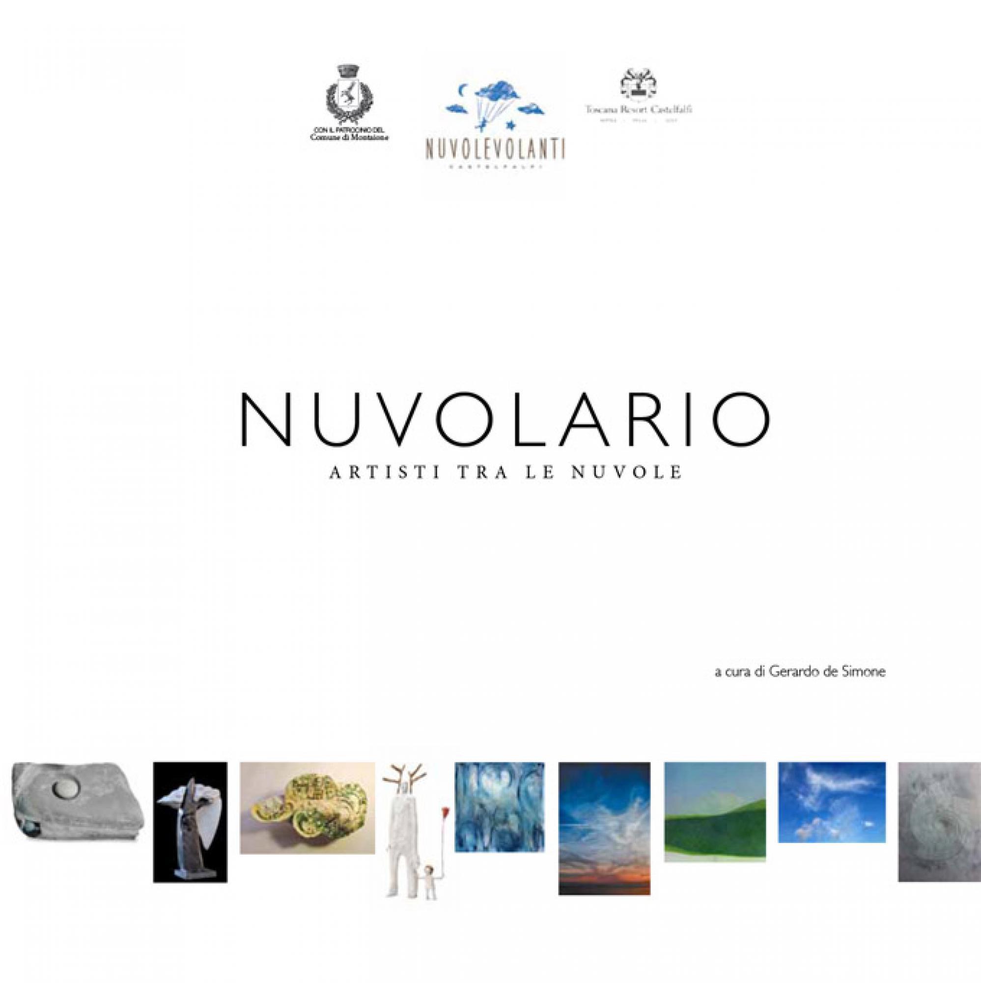 Nuvolario.Artisti tra le nuvole