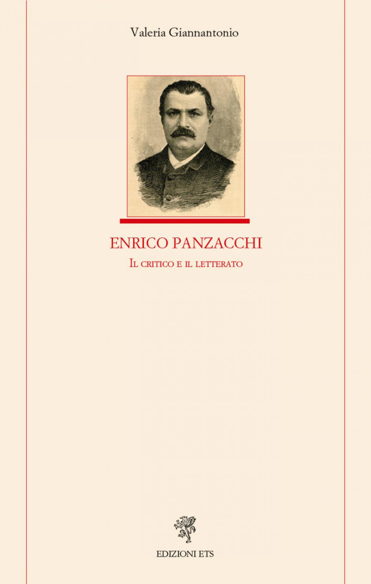 Enrico Panzacchi.Il critico e il letterato