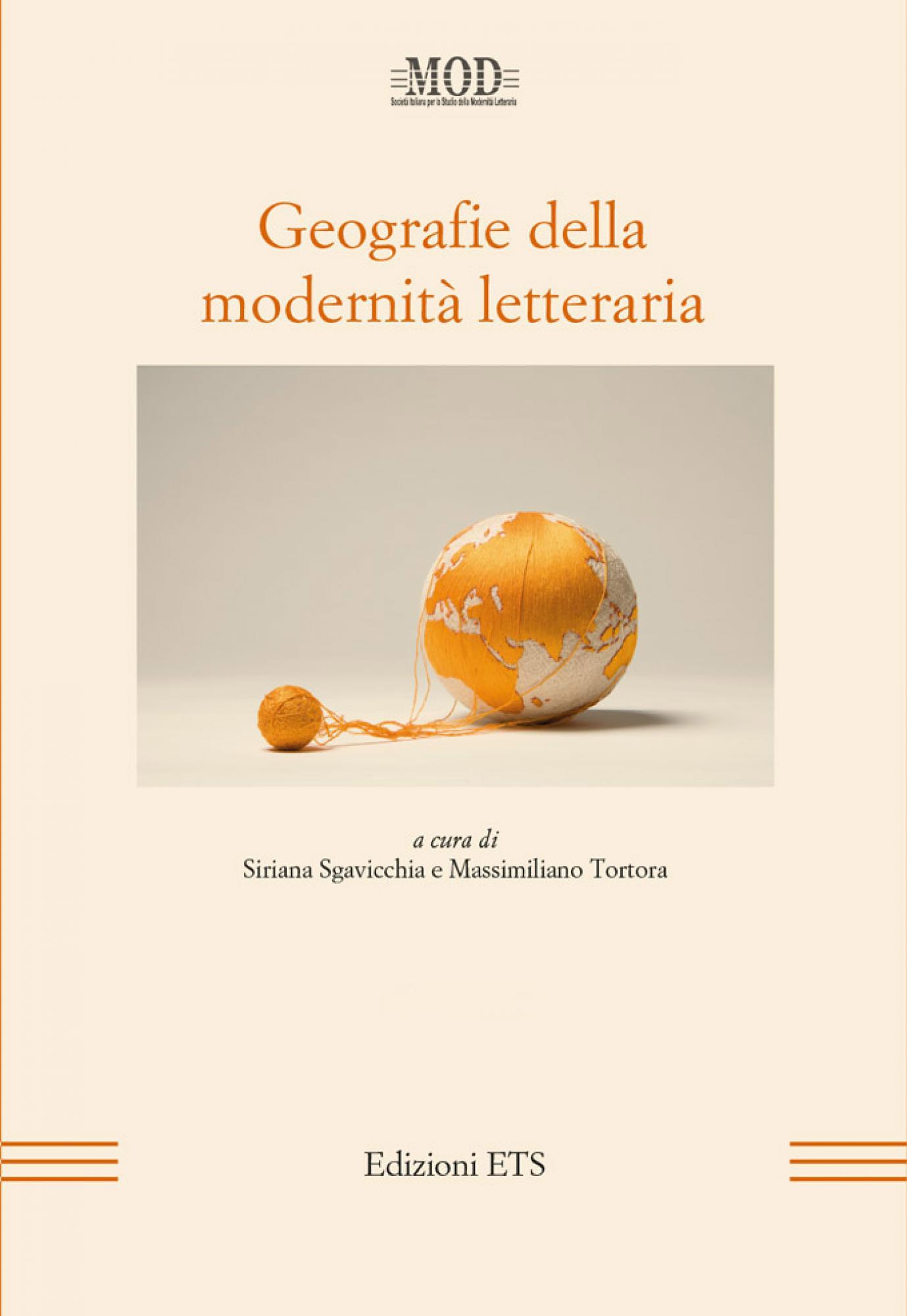 Geografie della modernità letteraria