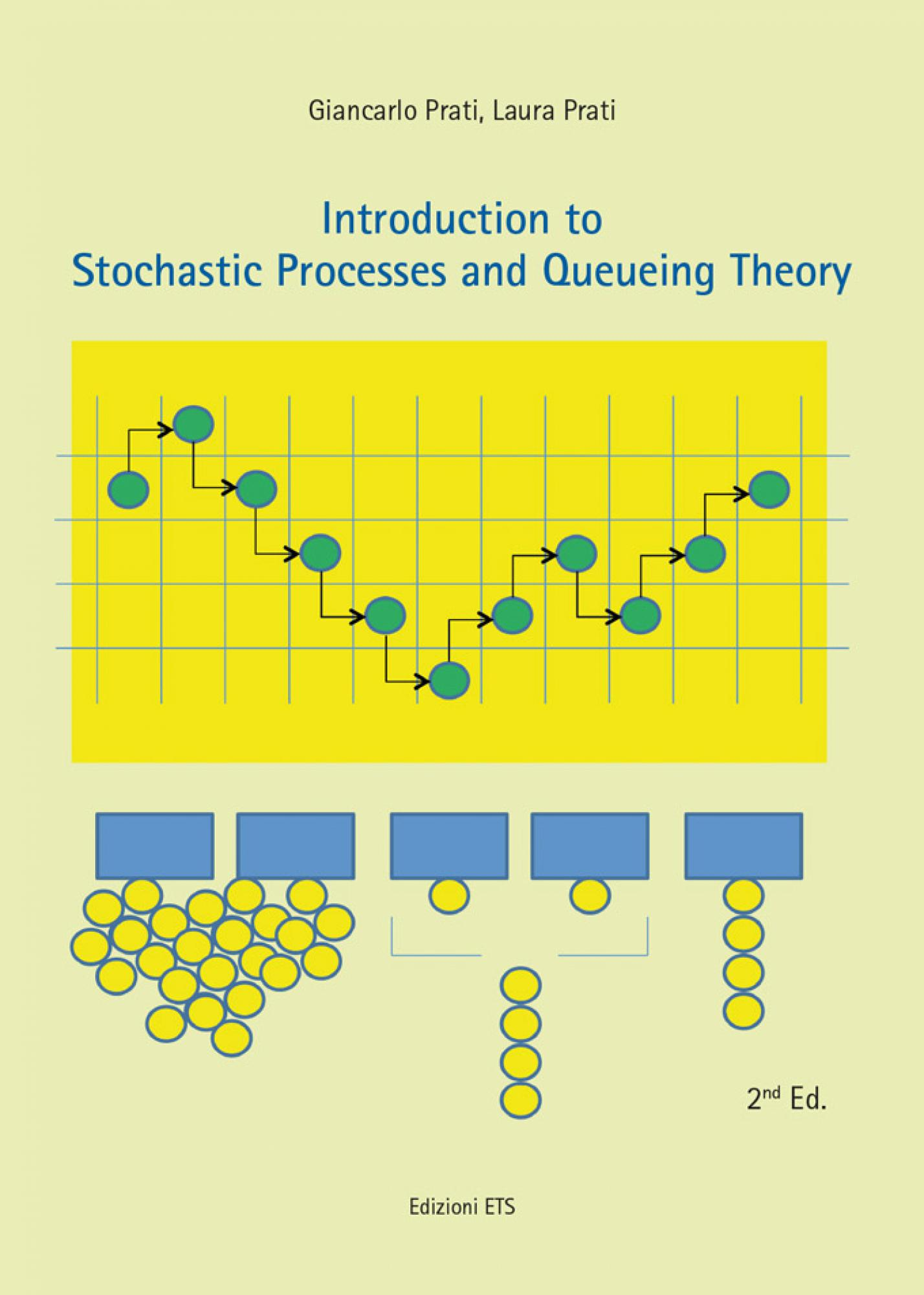 Introduction to Stochastic Processes and Queueing Theory.