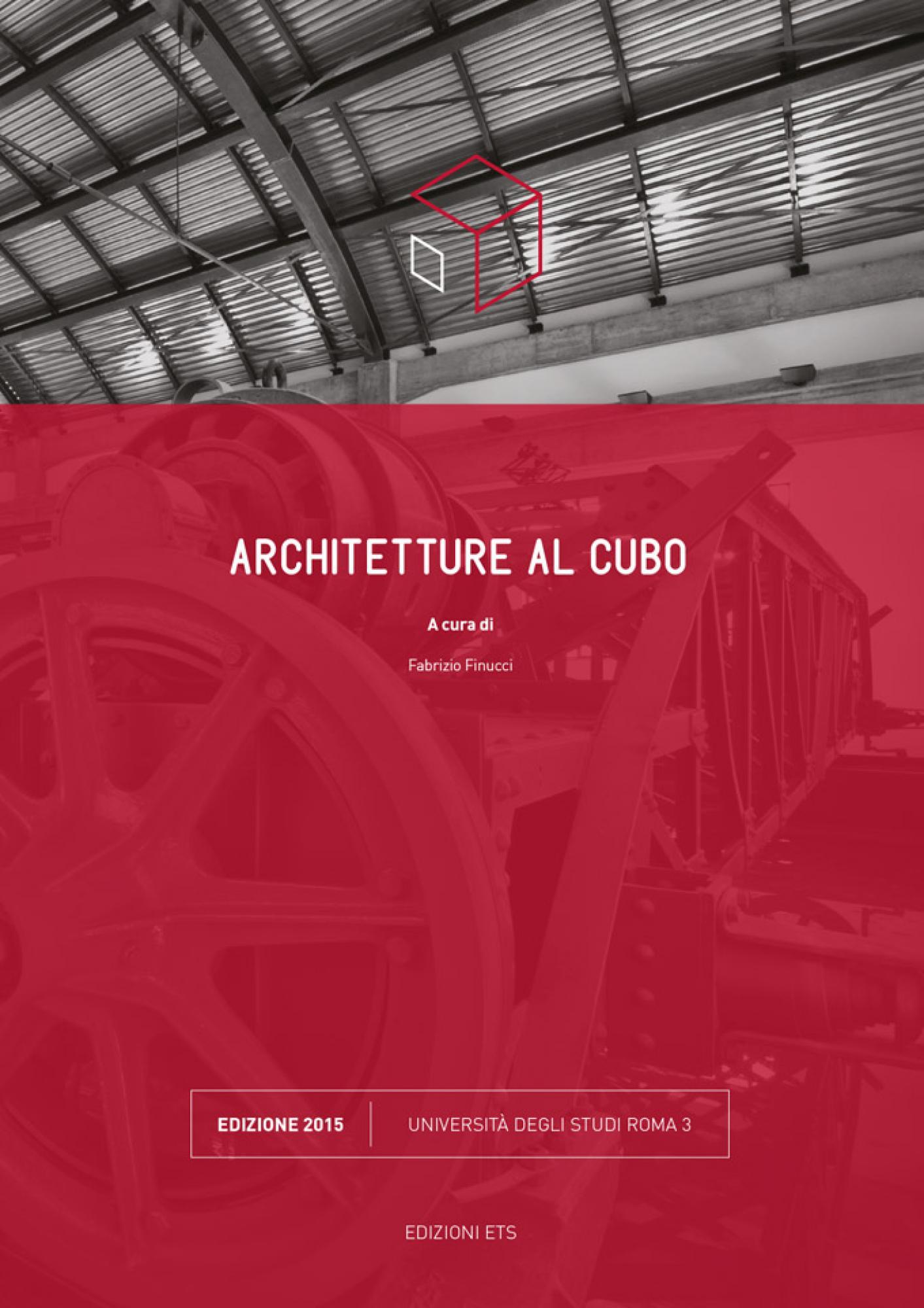 Architetture al cubo.Edizione 2015