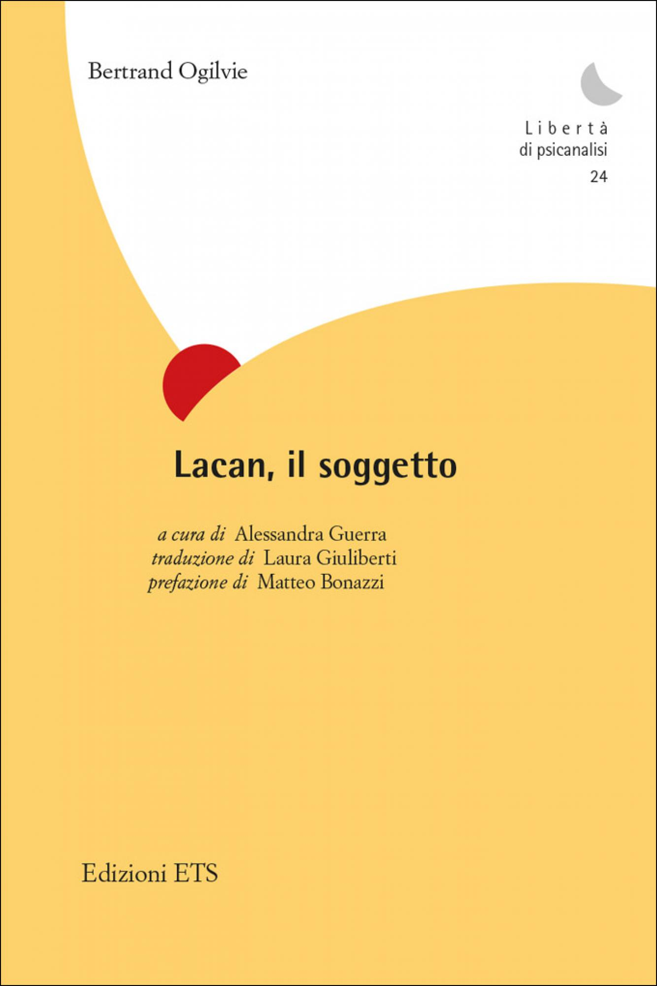 Lacan, il soggetto