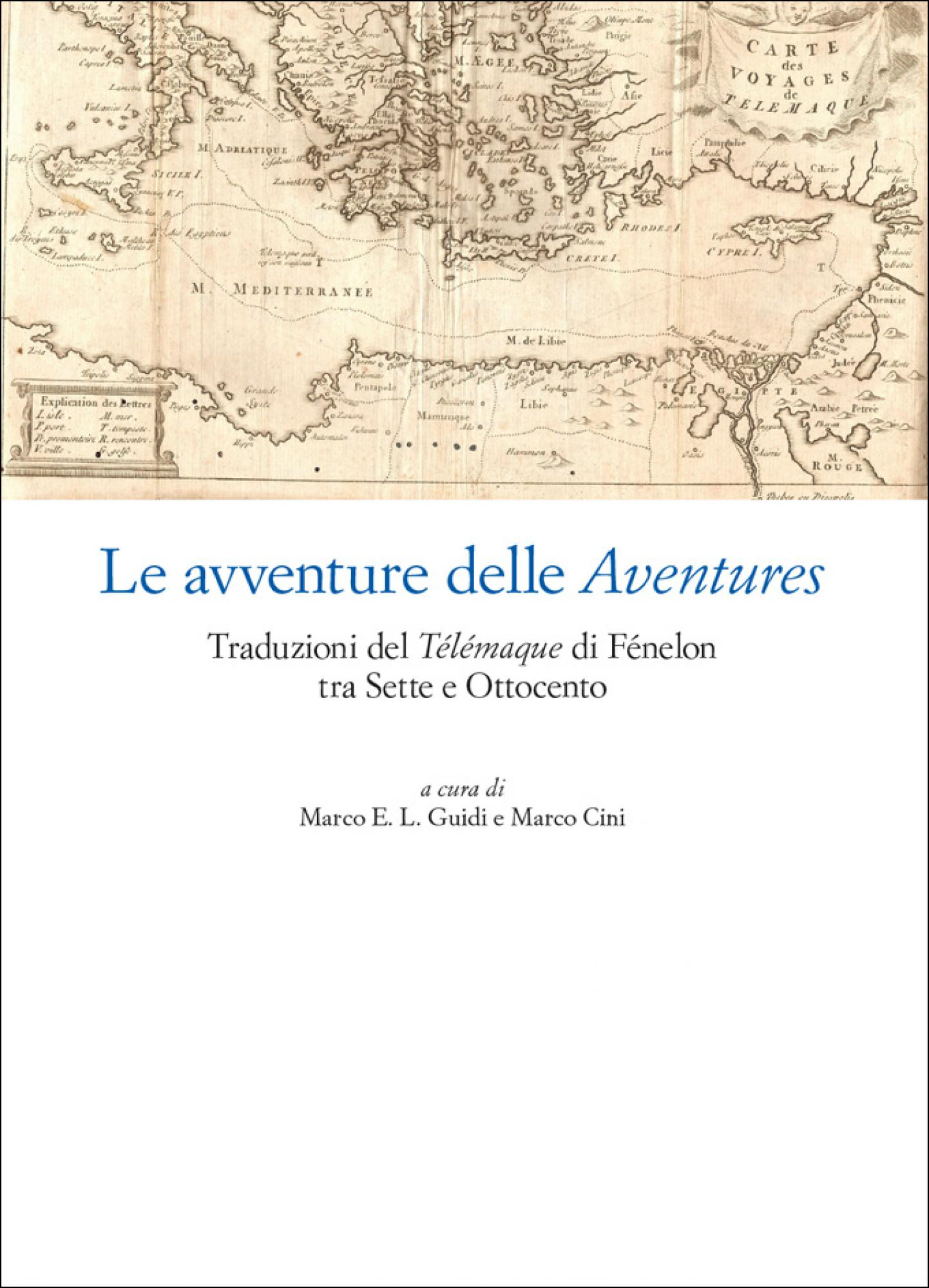 Le avventure delle Aventures.Traduzioni del <em>Télémaque</em> di Fénelon tra Sette e Ottocento