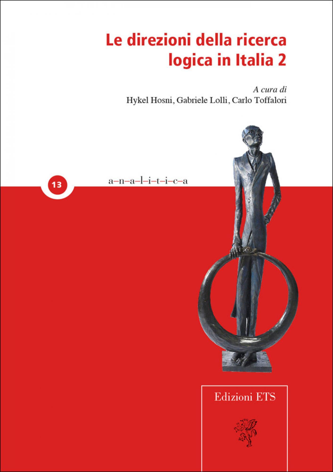 Le direzioni della ricerca logica in Italia 2