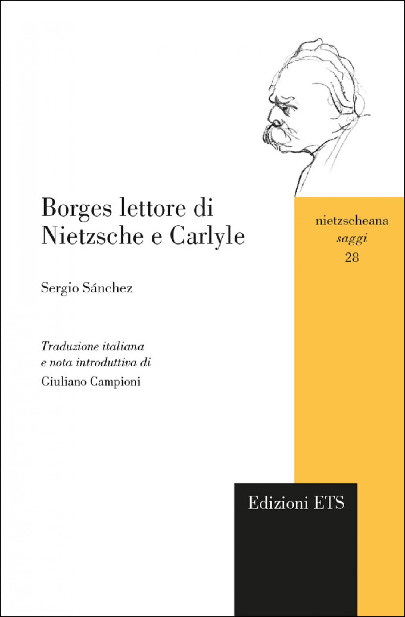 Borges lettore di Nietzsche e Carlyle