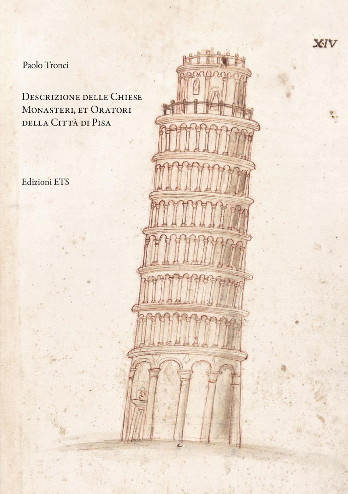 Descrizione delle Chiese, Monasteri, et Oratori della Città di Pisa