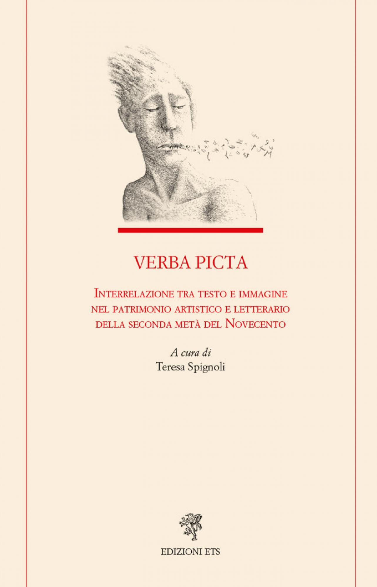 Verba picta.Interrelazione tra testo e immagine nel patrimonio artistico e letterario della seconda metà del Novecento