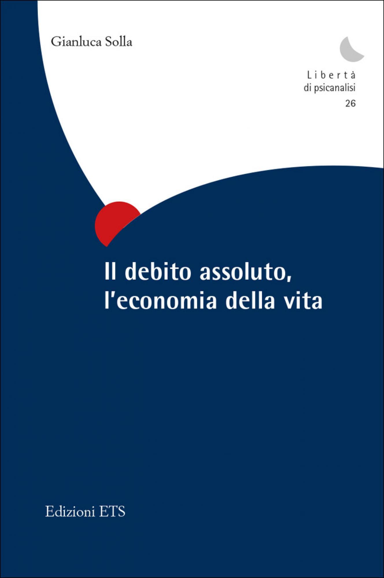 Il debito assoluto, l'economia della vita