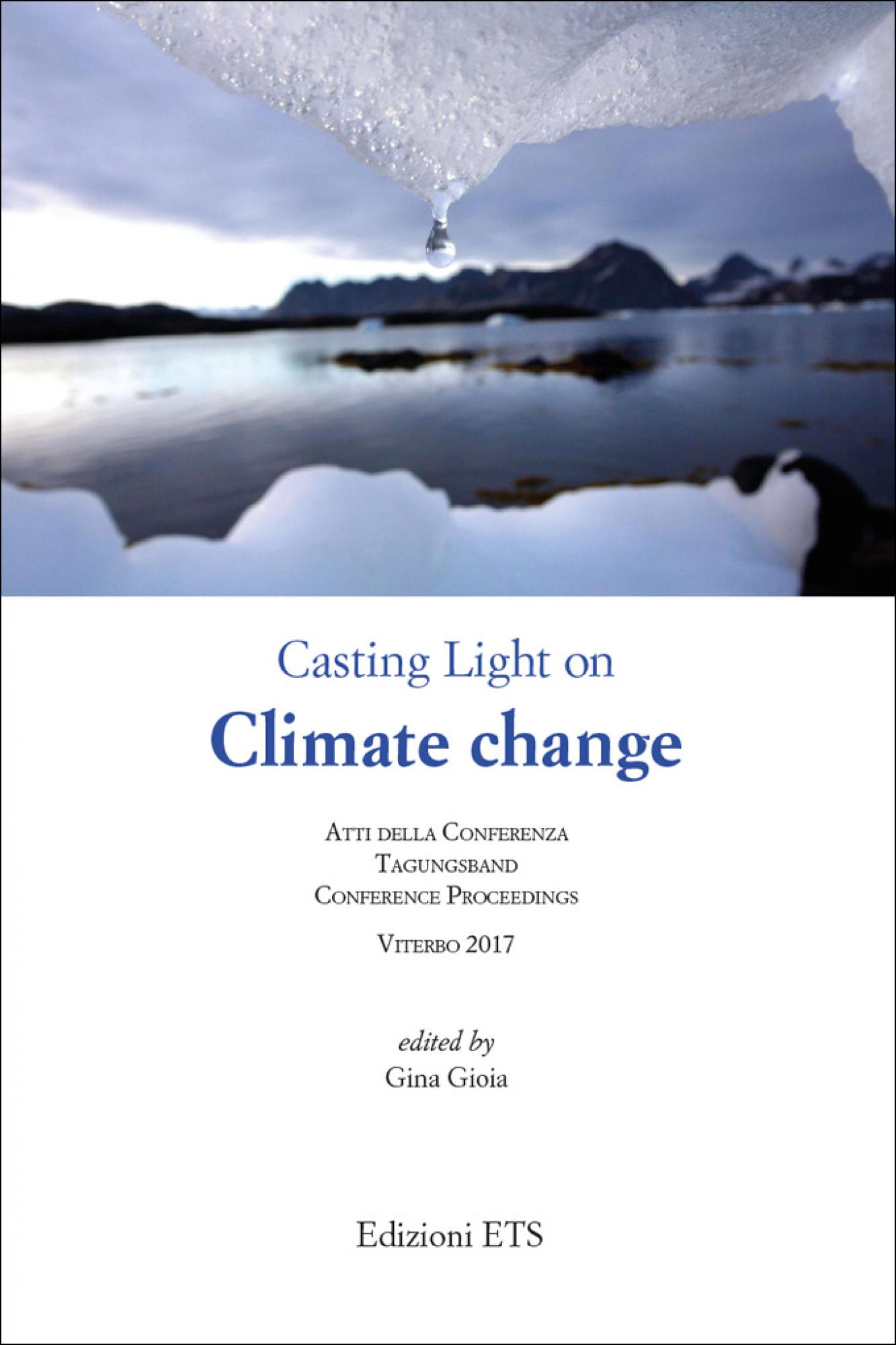 Casting Light on Climate change.