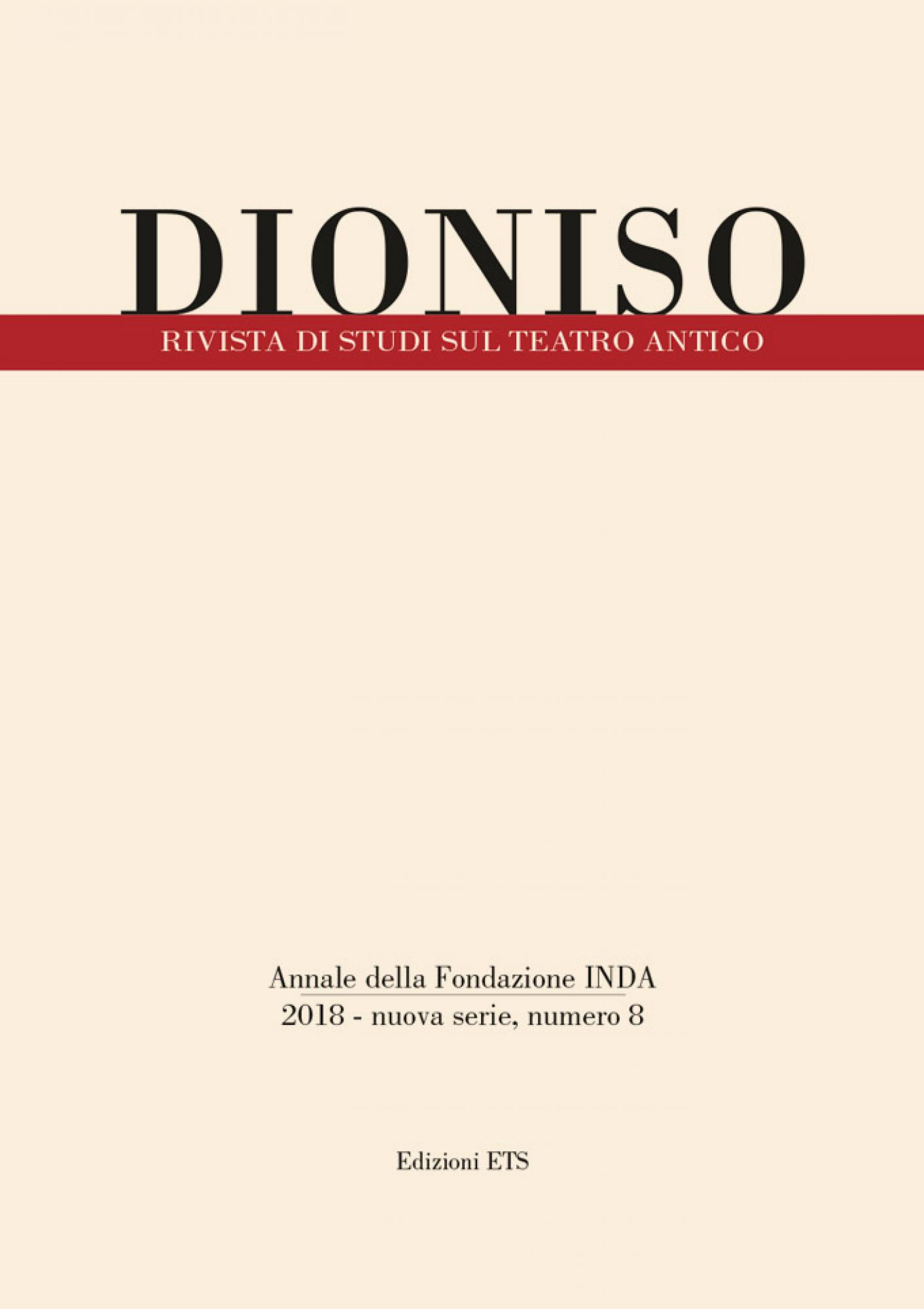 Dioniso.