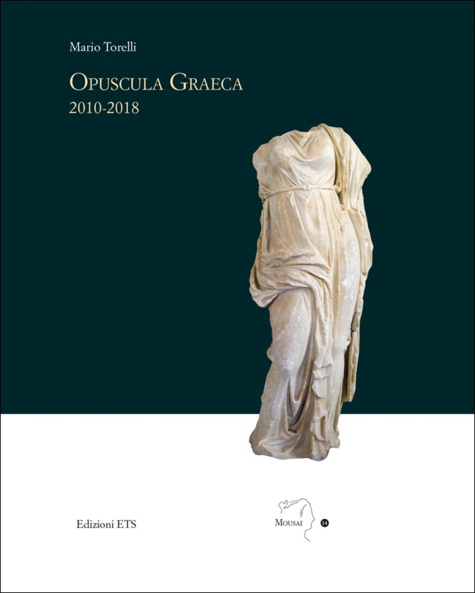 Opuscula Graeca.2010-2018