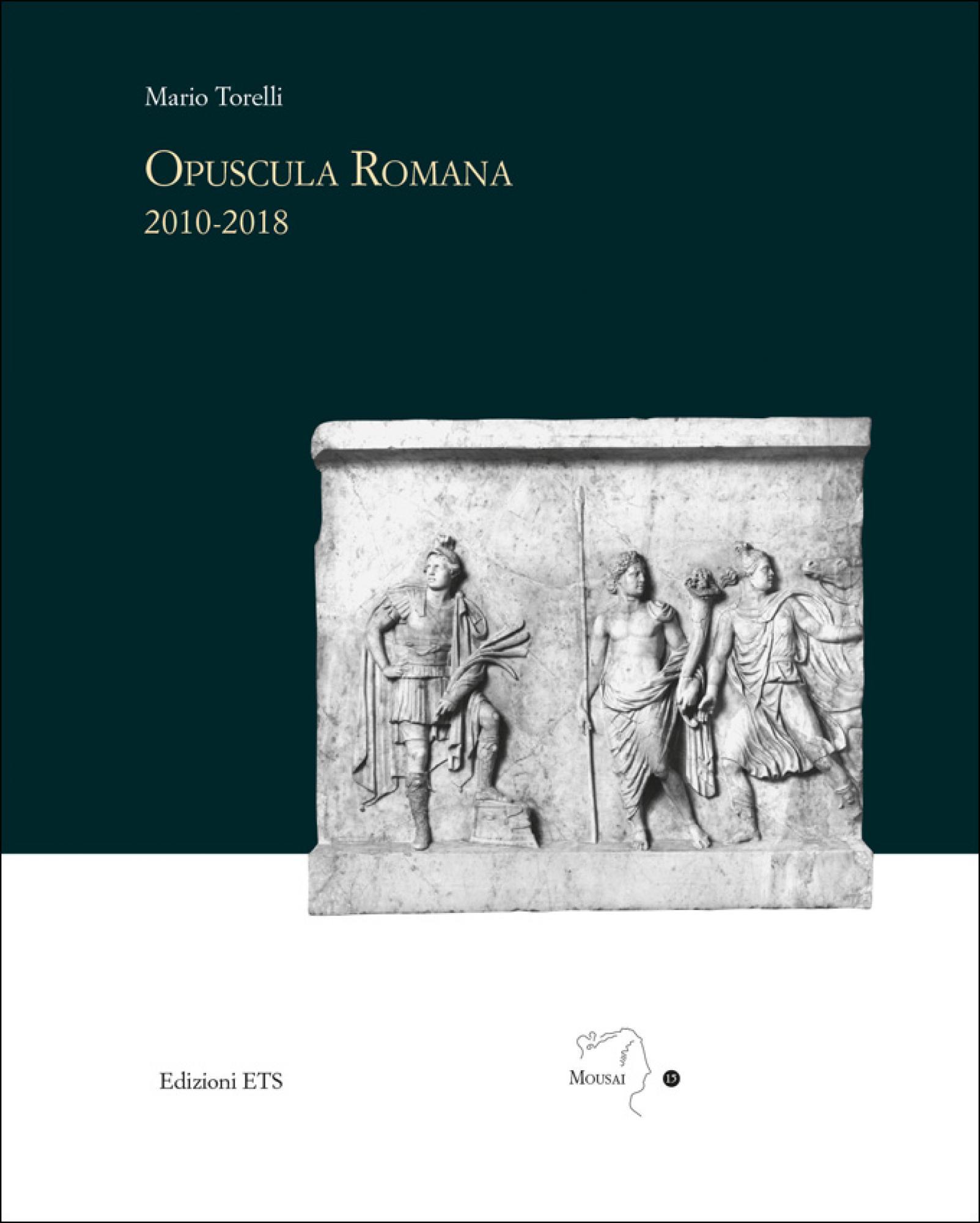 Opuscula Romana.2010-2018
