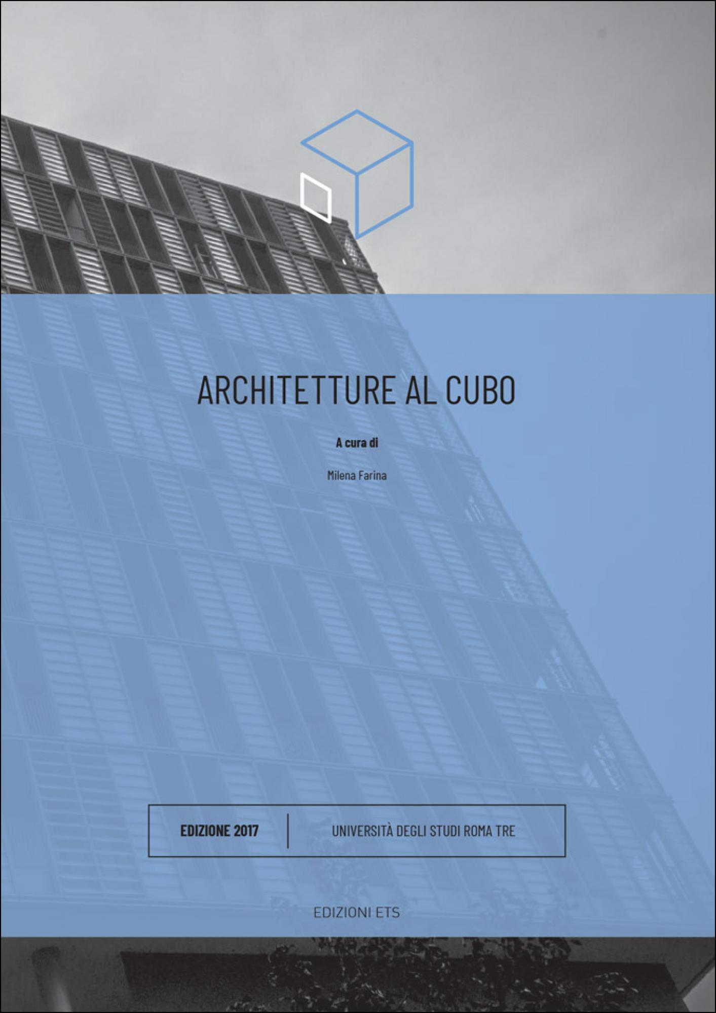 Architetture al cubo.Edizione 2017