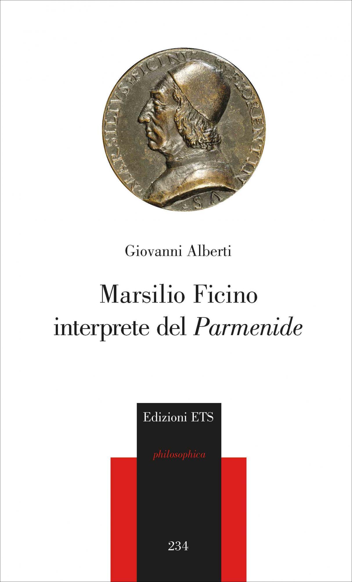 Marsilio Ficino interprete del Parmenide