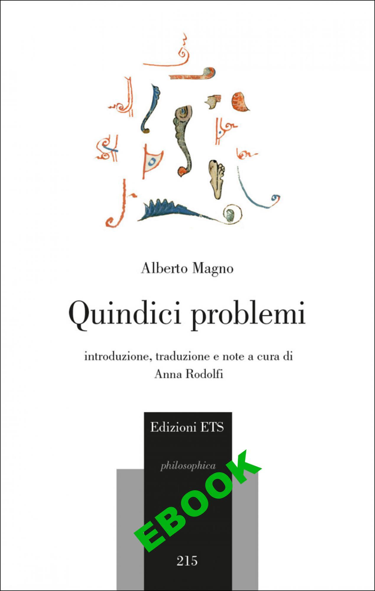 Quindici problemi
