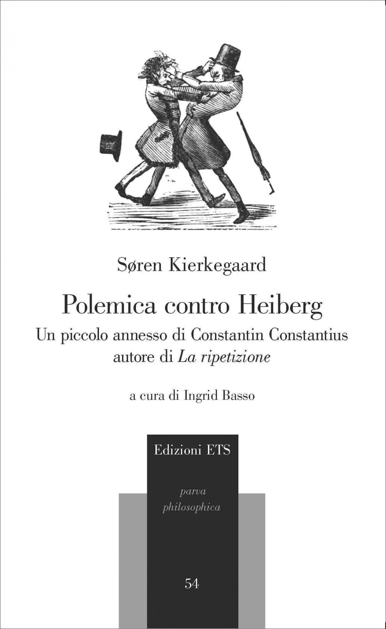 Polemica contro Heiberg.Un piccolo annesso di Constantin Constantius autore di La ripetizione