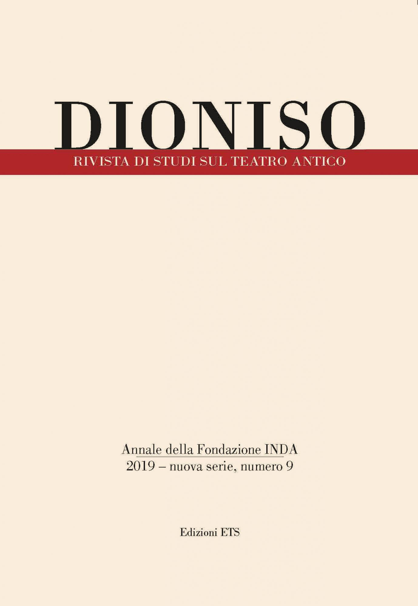 <span>Dioniso </span><br /><br />.2019