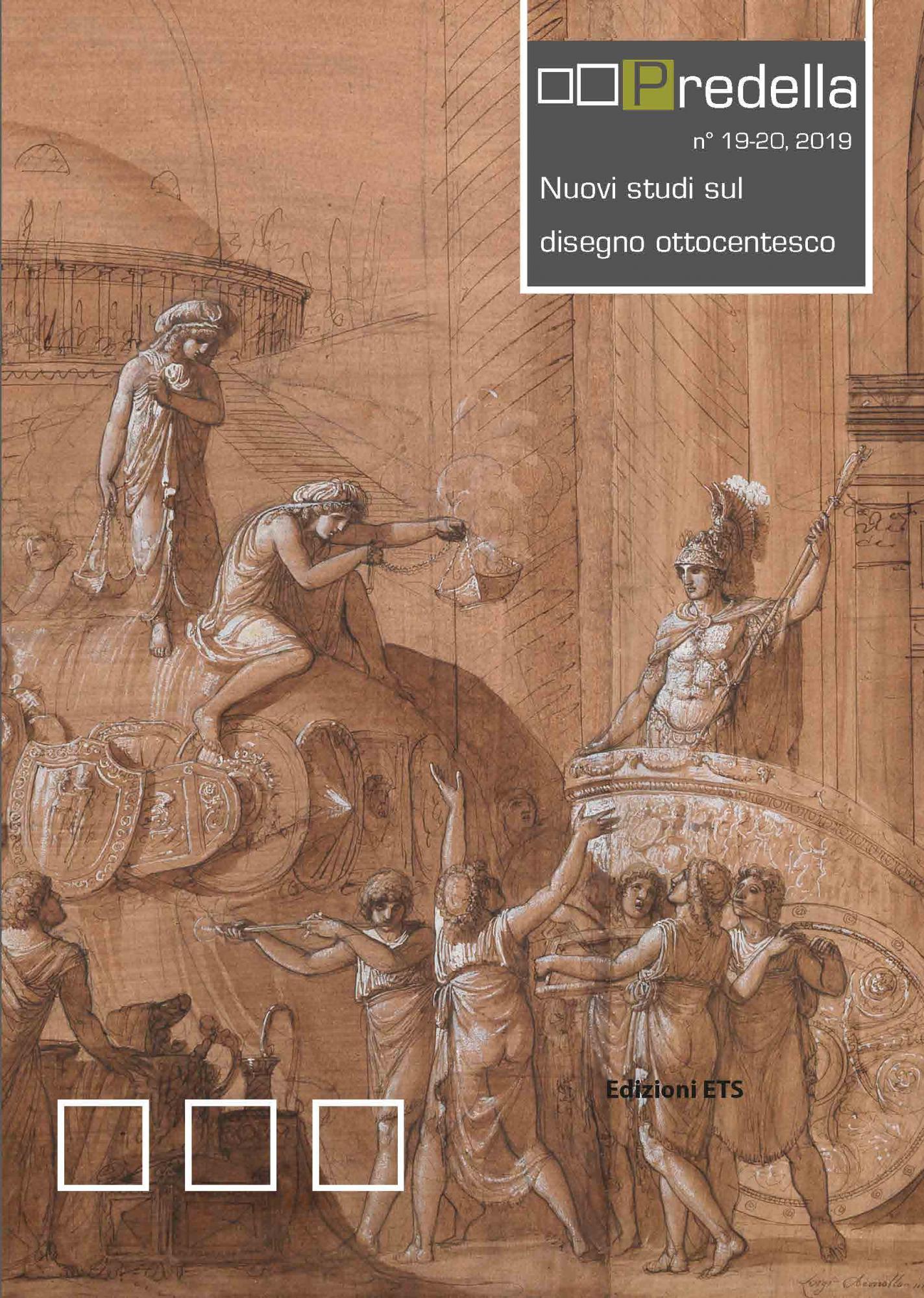 Predella 19-20, 2019.Nuovi studi sul disegno ottocentesco