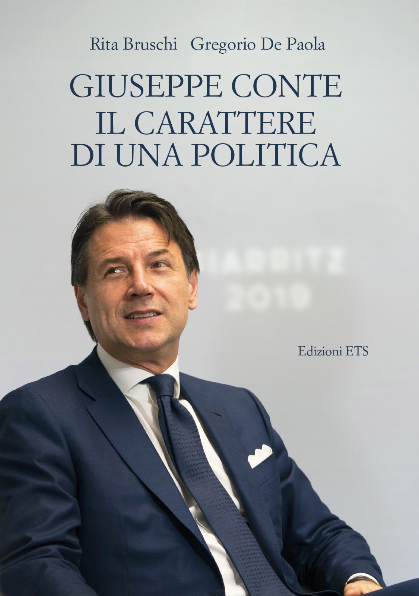 Giuseppe Conte.Il carattere di una politica