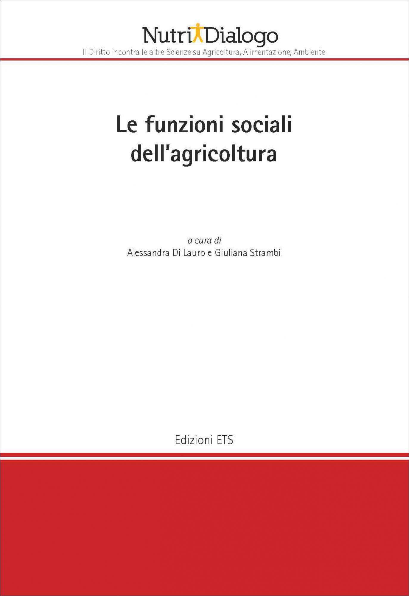 Le funzioni socialidell'agricoltura